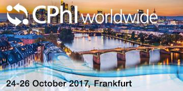 CPhI Worldwide 2017