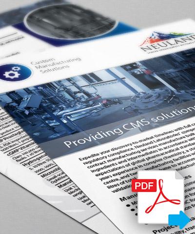 CMS - Brochure