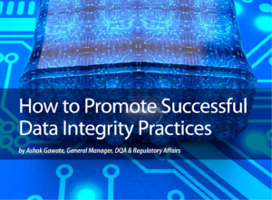 Promoting Data Integrity in Contract Pharma Manufacturing